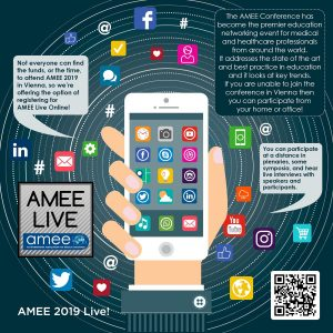 #AMEElive #Connect! #Engage! #Interact! If you ar...