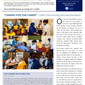 @UWC_IPE Newsletter May 2021 @IPEAfrica @CAIPEUK @...