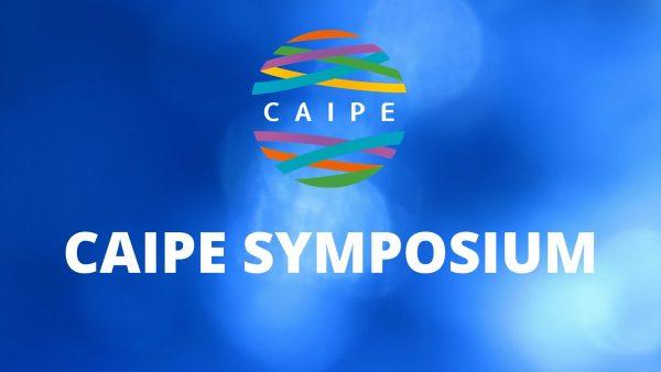CAIPE SYMPOSIUM Banner