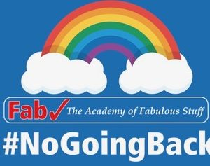Check out this FABULOUS new campaign #NoGoingBack ...