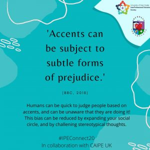 Did you know that different accents can be subject...
