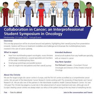 Great student opportunity to attend virtual interp...