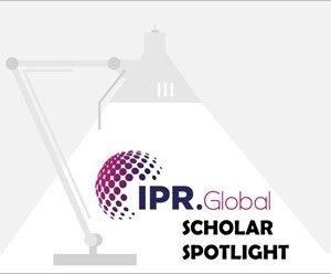 IPR Global Scholar Spotlight - Dr. Gérard Filies, ...