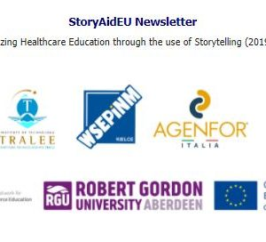 Introducing the #StoryAidEU Project Newsletter! Su...