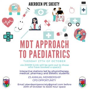 Our first academic event of the year - MDT approac...