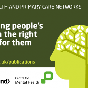 Our new joint report with @CentreforMH sets out ni...