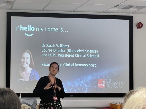 Sarah Willliams