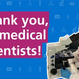 Today is #BiomedicalScienceDay and we'd like to sa...